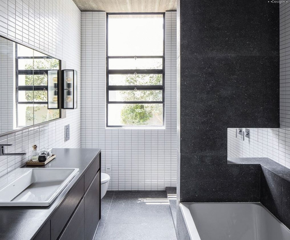 design of bathrooms