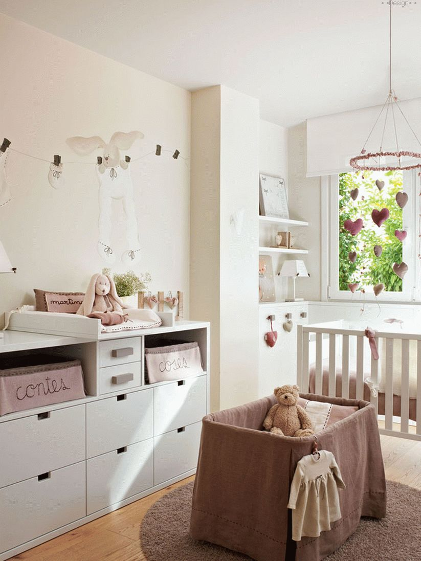 children's rooms interior