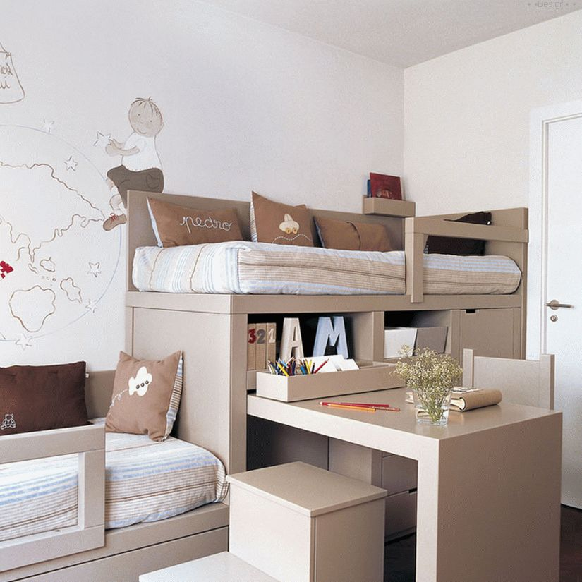 interior design of a children's room