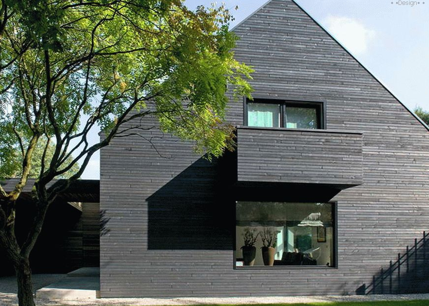 modern house projects